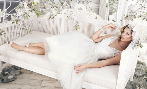 Editor's Pick: Ellis Bridals Wedding Dresses 2015 Collection