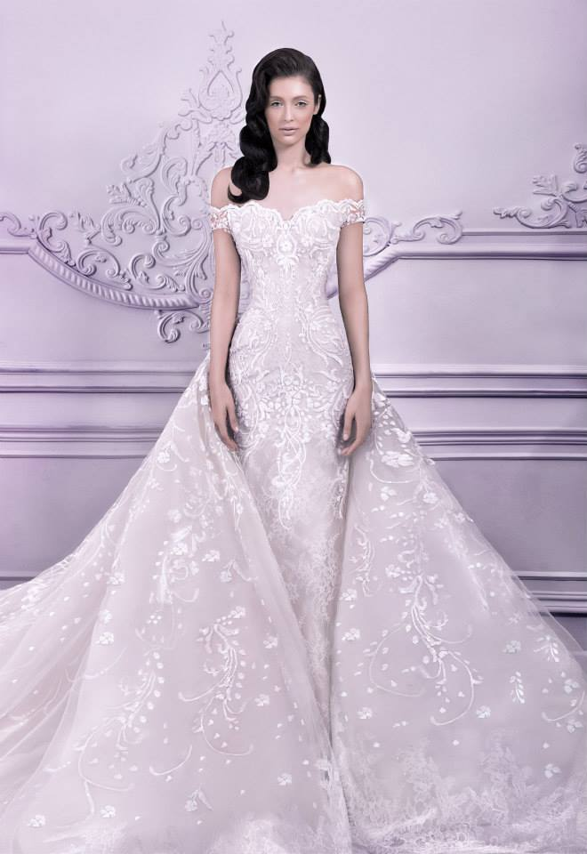 Michael Of Boston Wedding Dresses And Bridal Gowns - High Cut ...