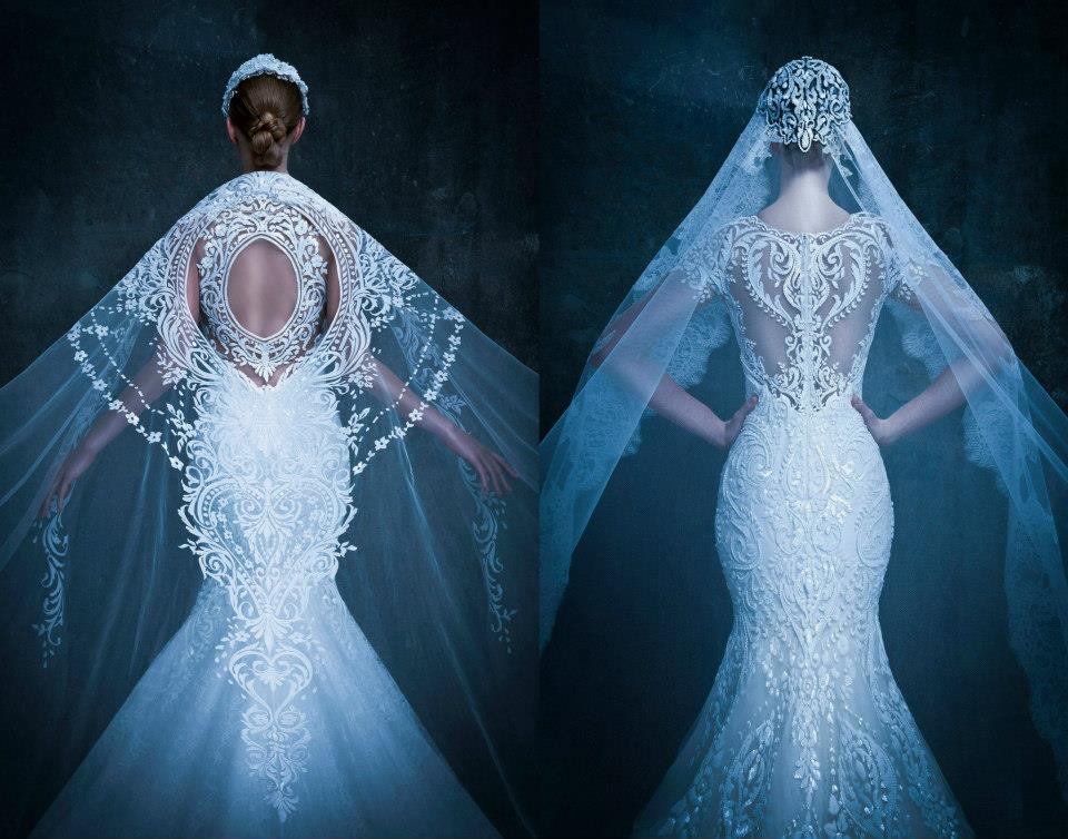 Michael Cinco Wedding Dresses 2014 - MODwedding