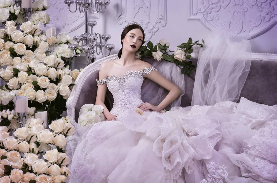 Michael Cinco Wedding Dress 2014 41 09052014nz