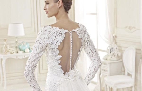 Fall in Love with Nicole Spose Wedding Dresses 2015 Collection