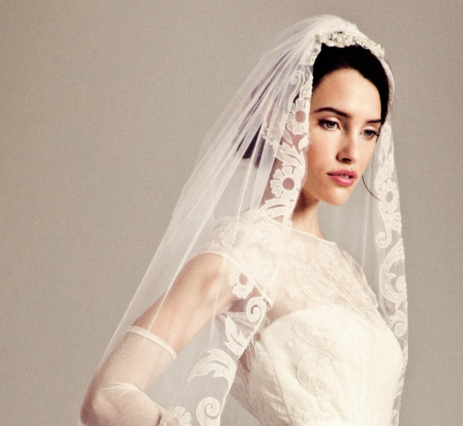 Can't Get Enough of these Classy Vintage Temperley London Wedding Dresses
