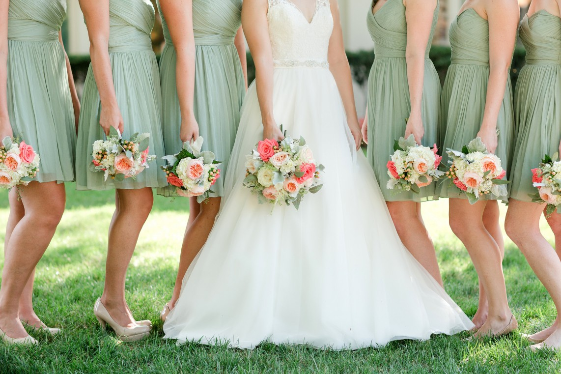 Awesome Mint Green Wedding Colors Photos