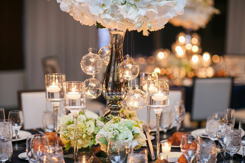 5 non traditional wedding centerpieces from erganic design living wedding ideas 3 09132014 ky junglespirit Image collections