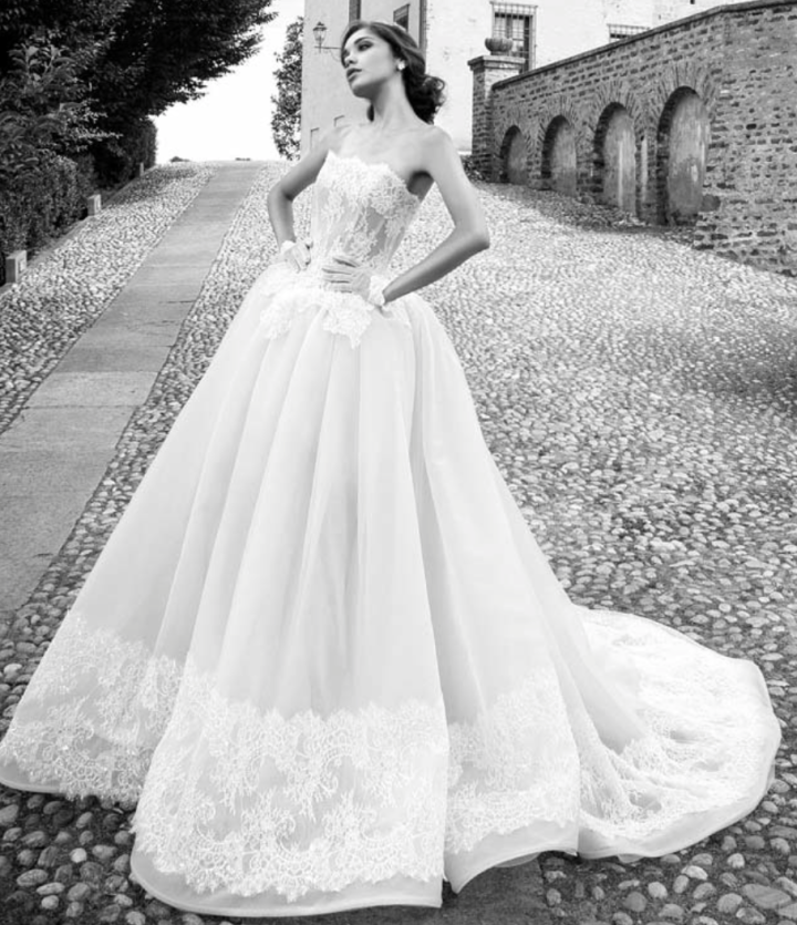 Bride Gowns 2015: Alessandra Rinaudo Wedding Dresses 2015 Collection