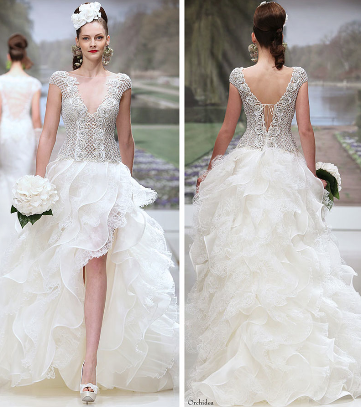 Bride Gowns 2015: Atelier Aimee Wedding Dresses 2015