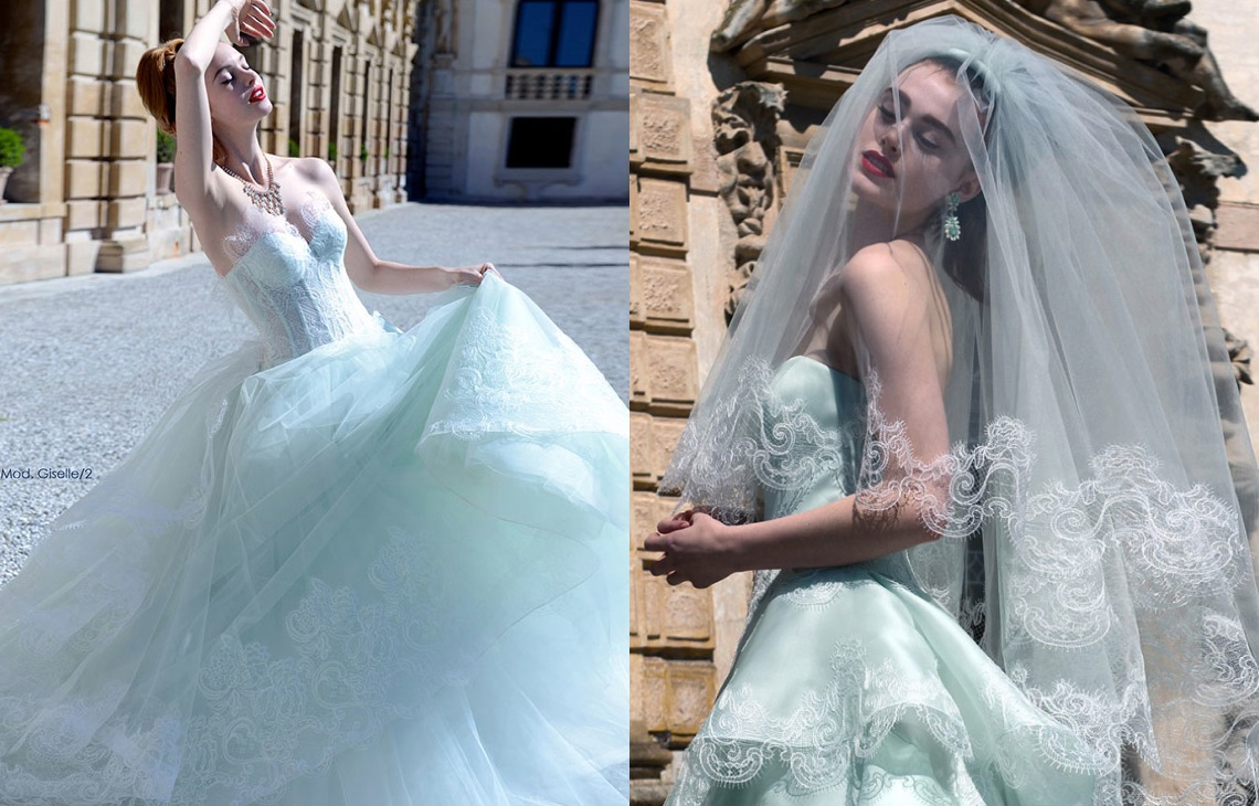 Timeless Atelier Aimee Wedding Dresses 2015 - MODwedding