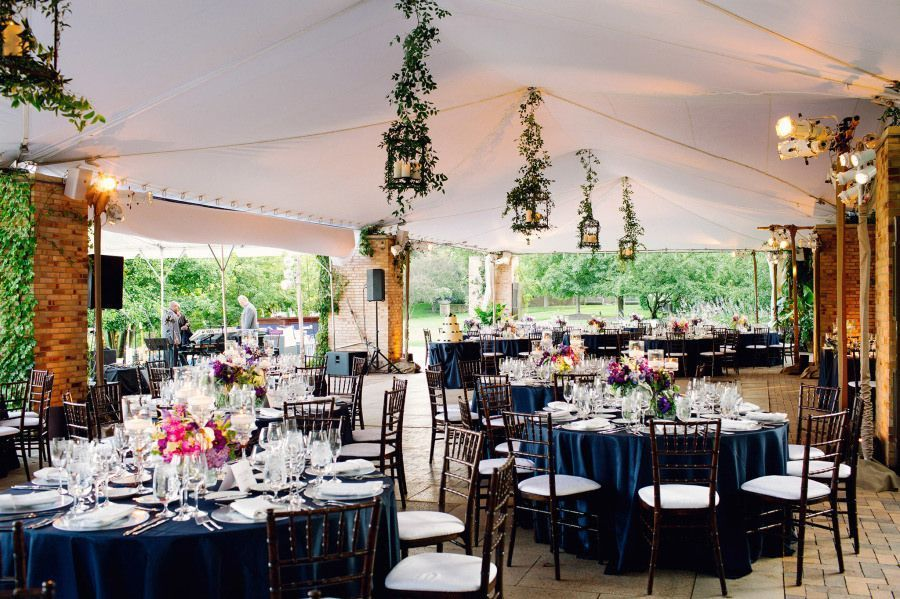 Lovely Outdoor Garden Wedding By Bliss Weddings Events