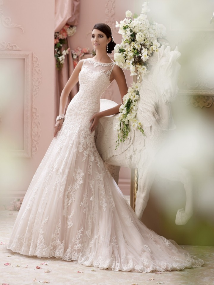 david tutera wedding dress tagged with a line sweetheart wedding dress