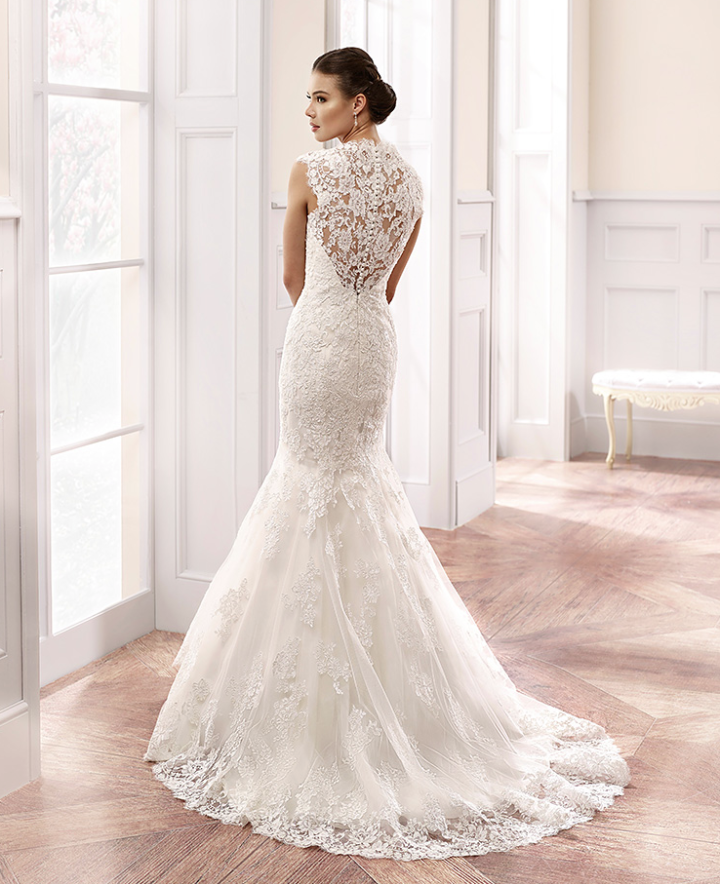 Wedding Gowns For 2015: Eddy K Wedding Dresses 2015 Milano Collection