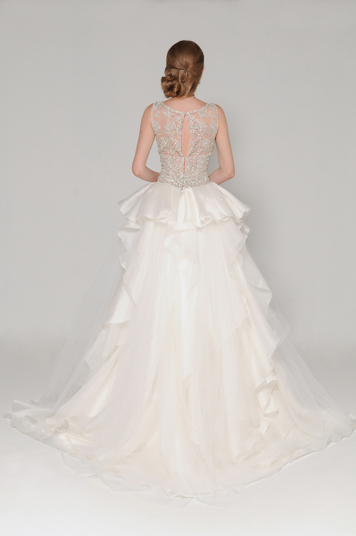 2 Be Couture Wedding Dress : Couture wedding dresses spring dress collection below