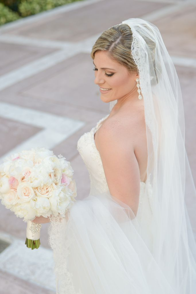 Pretty coral gables wedding modwedding for Coral gables wedding dresses
