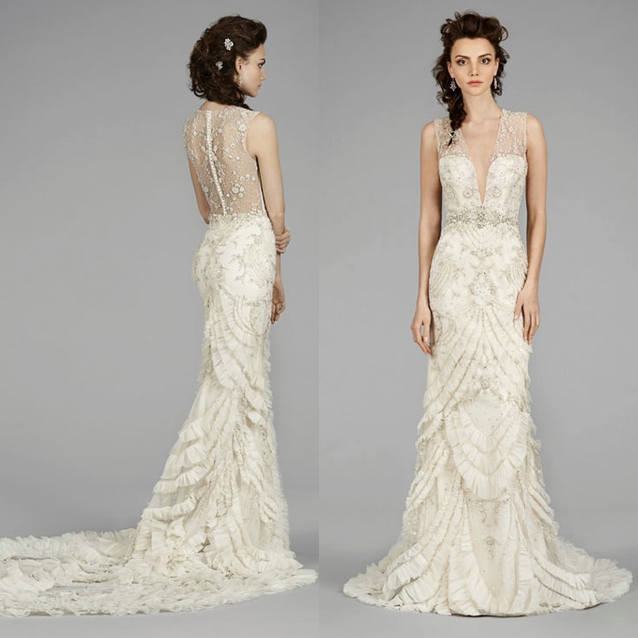 Lazaro wedding dresses 2014 fall collection modwedding lazaro wedding dress 14 10112014nz junglespirit Choice Image