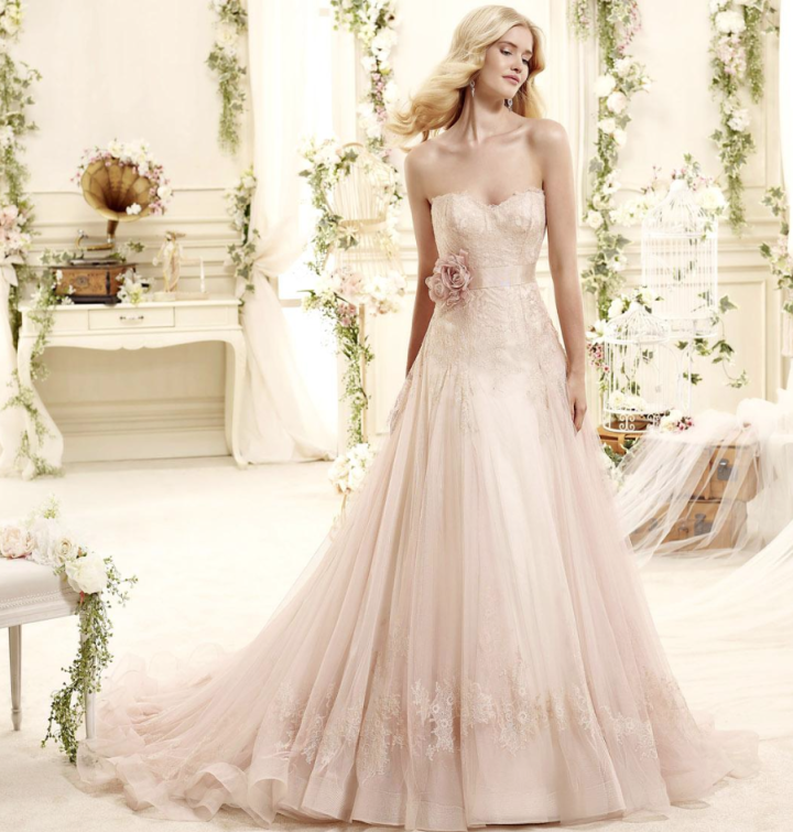 Wedding dresses and gowns give