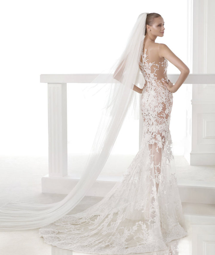 Sexy Pronovias Wedding Dresses 2015 - MODwedding