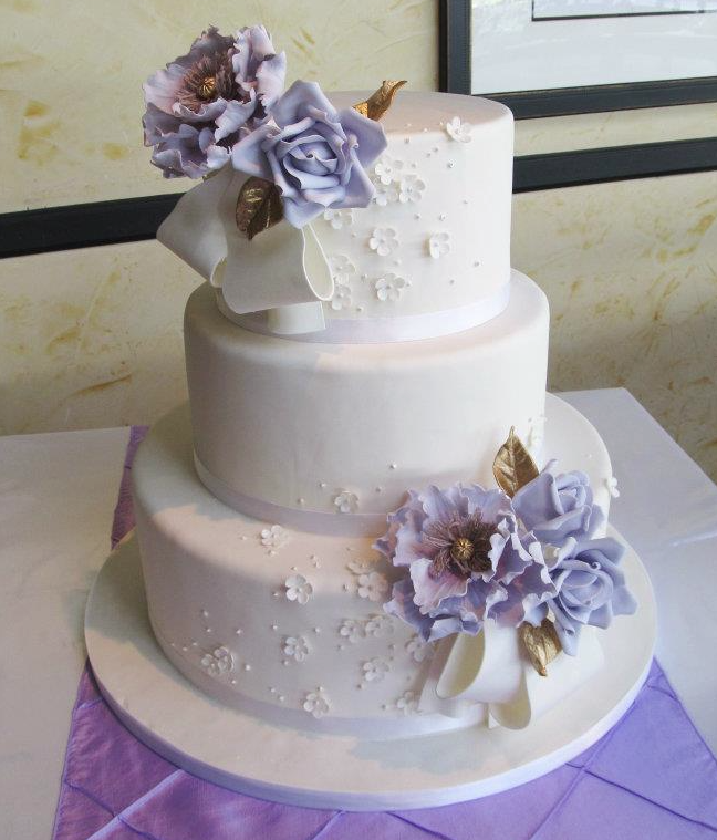 impressive wedding cake designs 32 impressive wedding cake designs modwedding 16393