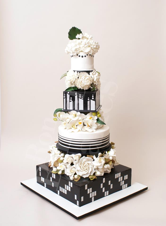 featured wedding cake ron ben israel cakes