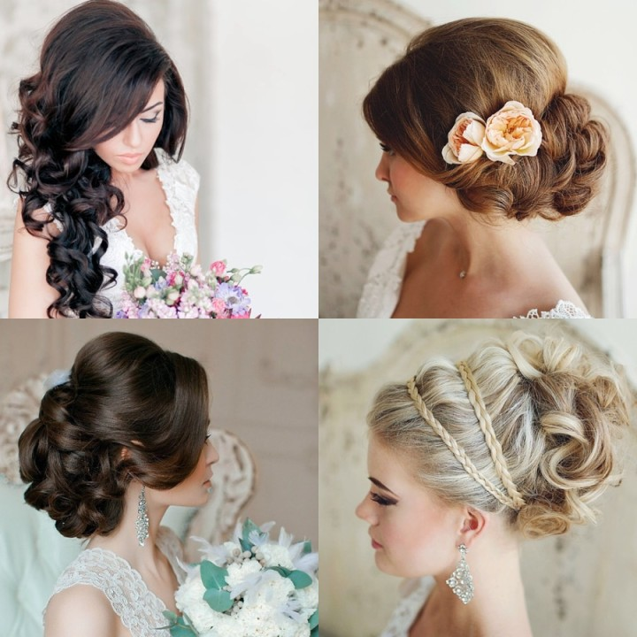 28 Prettiest Wedding Hairstyles: 28 Prettiest Wedding Hairstyles