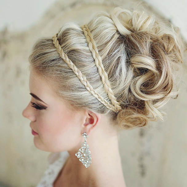 Hair Decoration For Wedding Mother Of The Bride