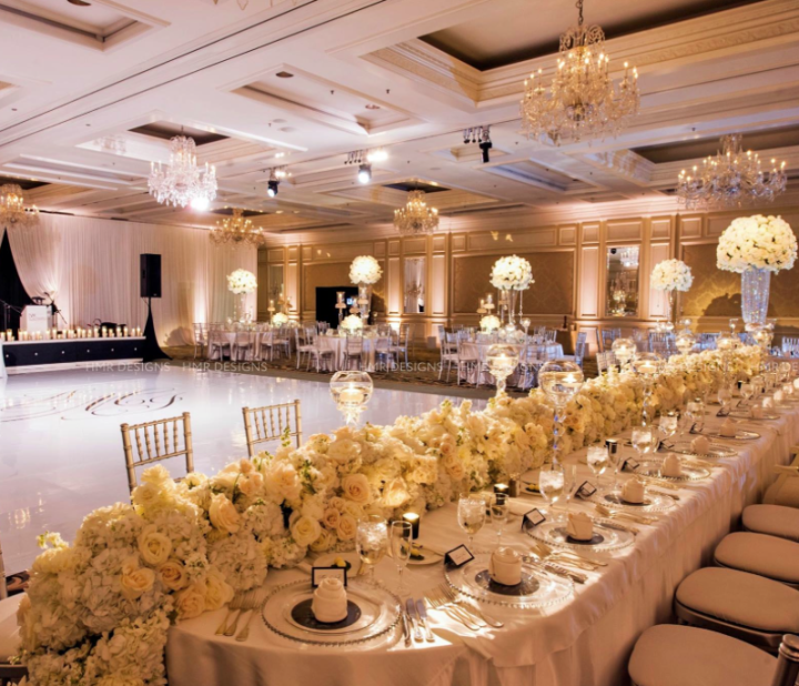 28 Spectacular Wedding Reception Ideas Modwedding