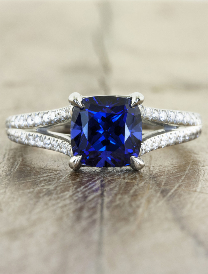 untraditional engagement rings modwedding With untraditional wedding rings