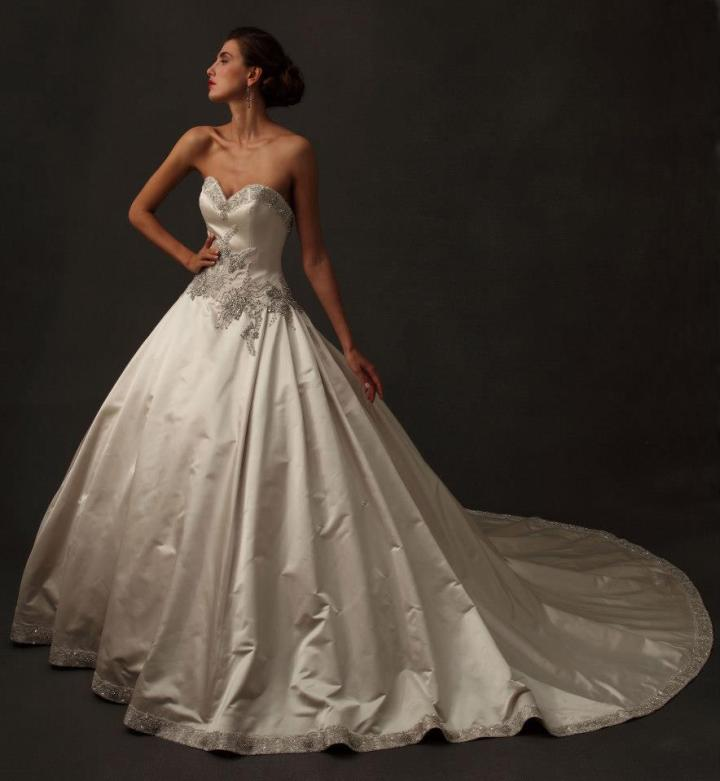 Www Wedding Gowns: Eve Of Milady Wedding Dresses With Vintage Glam