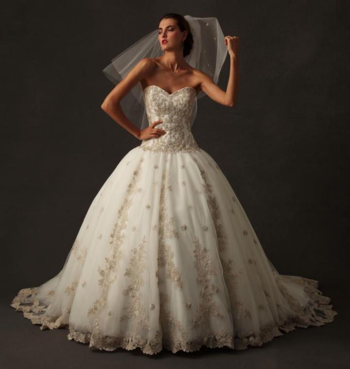 Eve Of Milady Wedding Gowns - Weddings Gallery