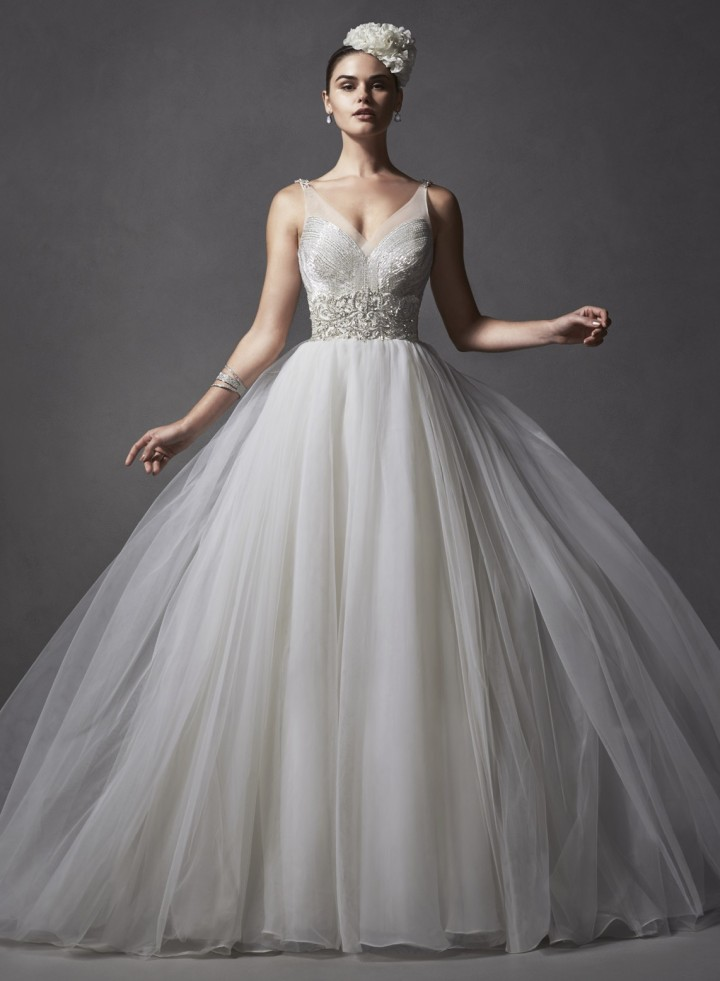 wedding dress 2015 maggie sottero