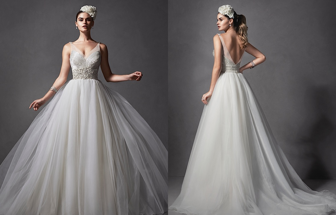 Sexy Maggie Sottero Wedding Dresses 2015 - MODwedding