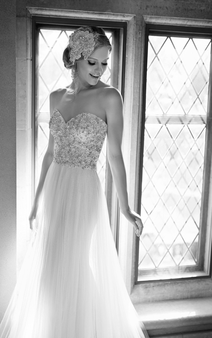 Martina Liana Wedding Dresses 2015 - MODwedding