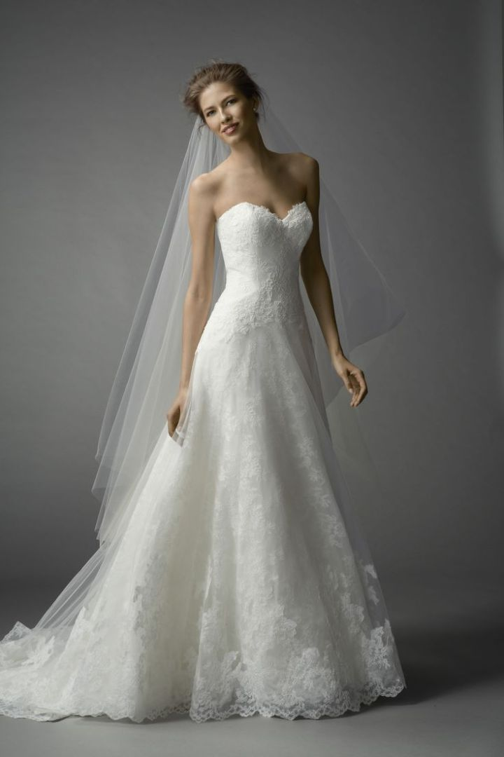 Editor 39 s pick best of watters wedding dresses modwedding for Wedding dresses by watters