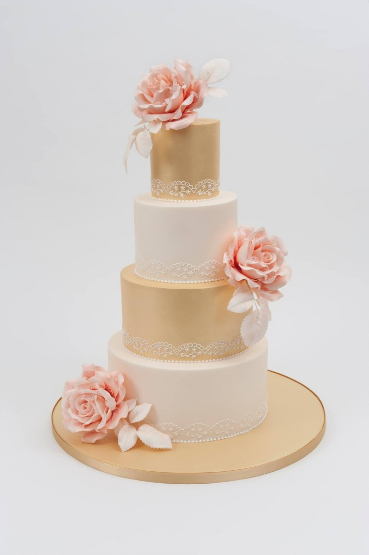 So Much To Love From These Brilliant Wedding Cakes