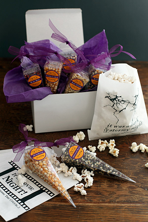 Unique Wedding Gifts Nz : ... the ultimate snack food and a unique wedding favor gift for foodies