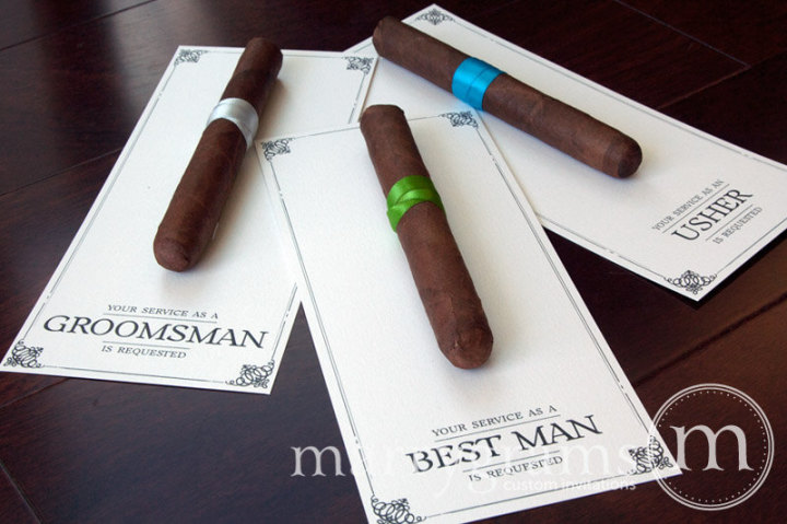 Innovative Gifts For Men: Super Fun And Creative Wedding Card Ideas