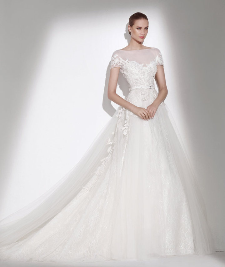 Editor S Pick Elie Saab Wedding Dresses Modwedding