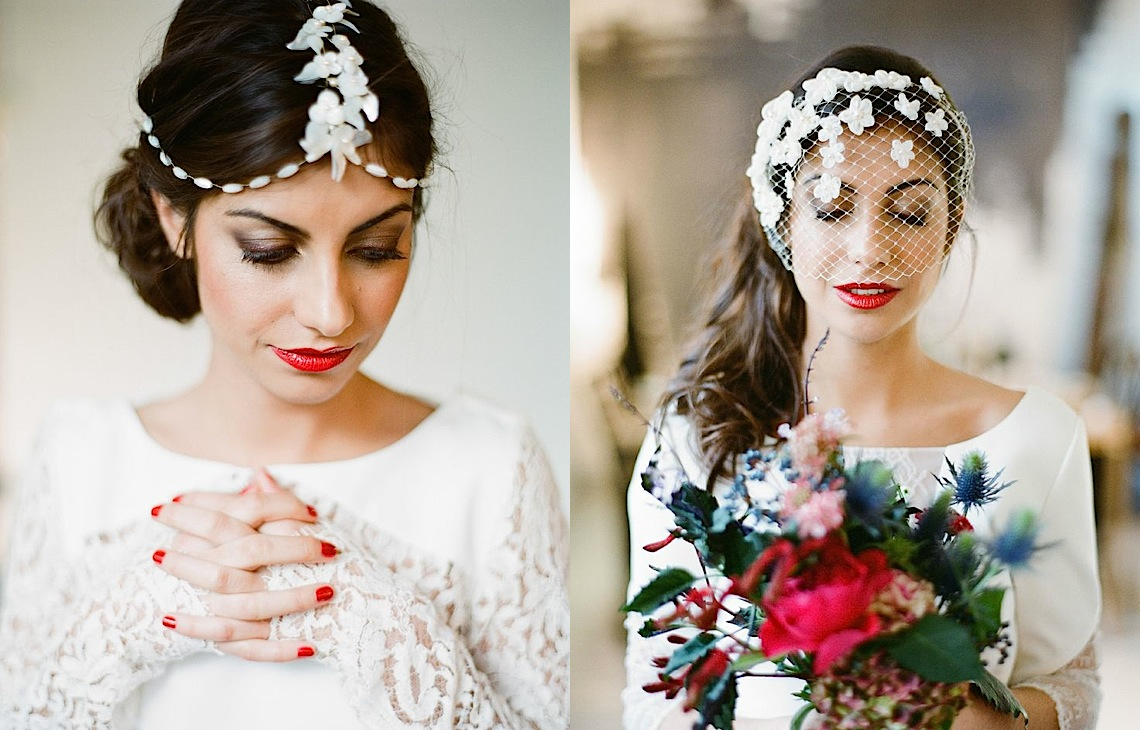 Gorgeous wedding hairstyles for every bride modwedding Hairstyle what do you think would you wear the roll up hairstyle