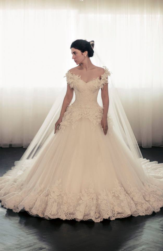 Cheap Couture Wedding Dresses. Couture Lace Wedding Gowns With ...
