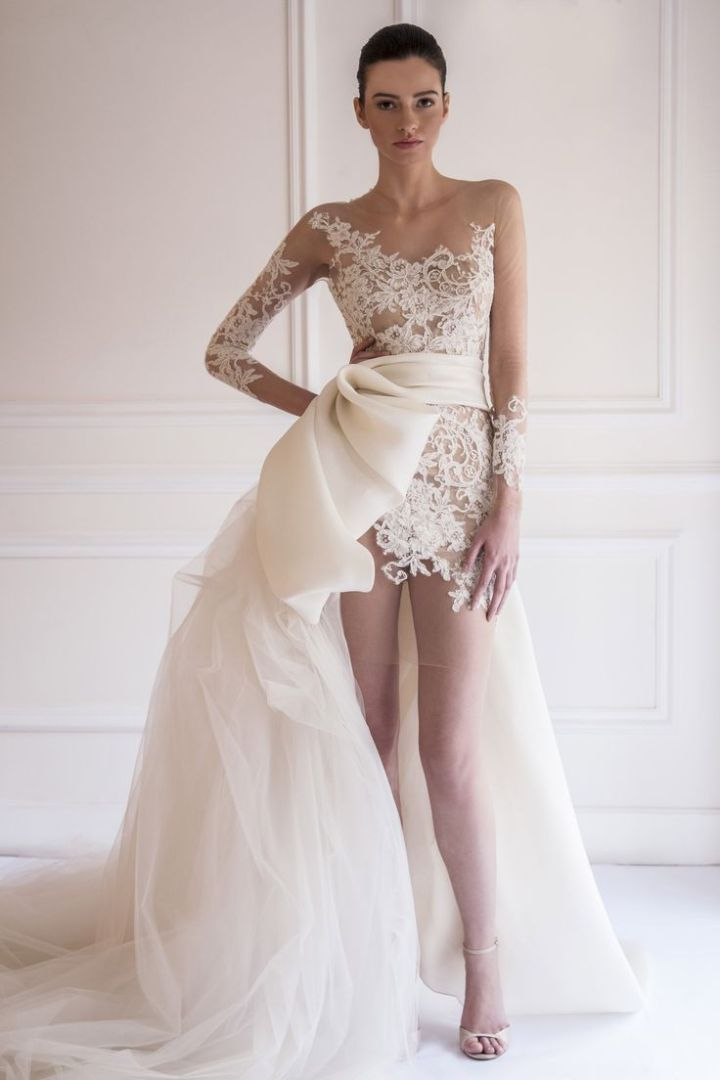 yasmine yeya couture wedding dresses modwedding