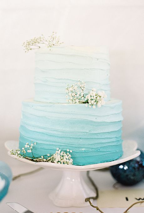The luckiest quot something blue quot wedding ideas for modern brides