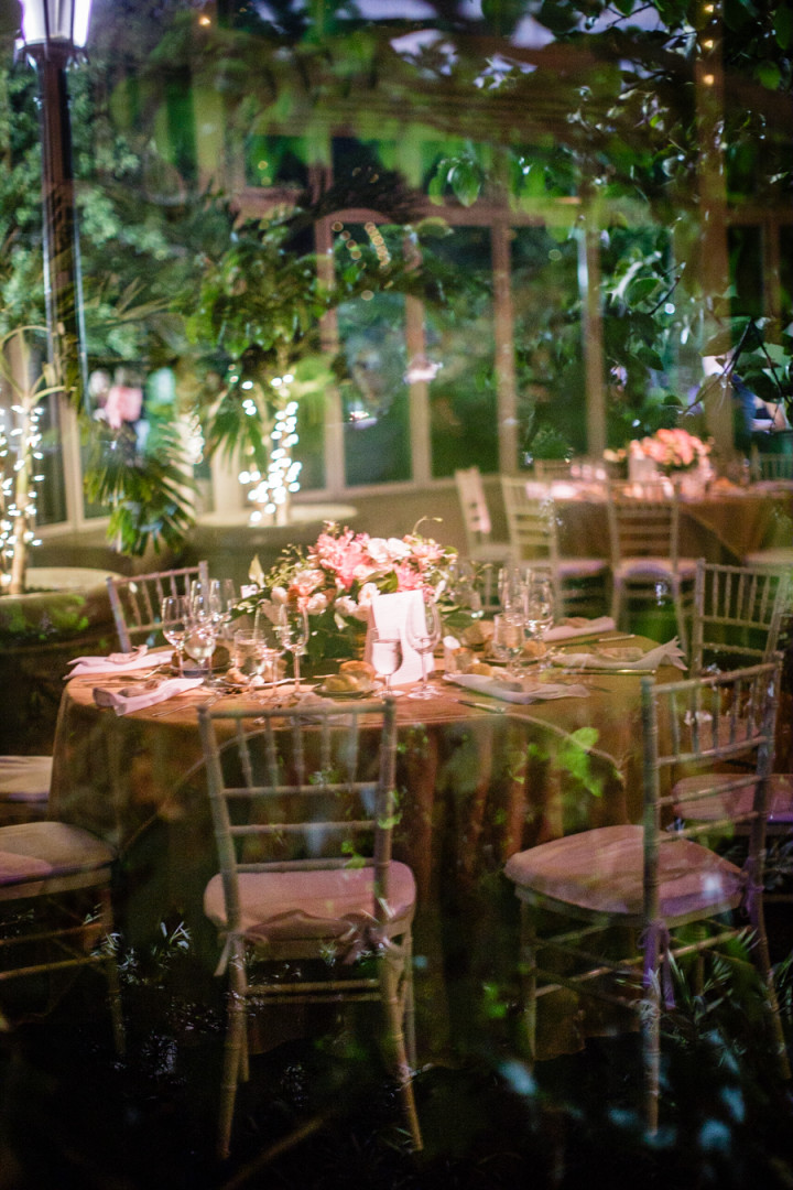 Botanical Garden Style Brooklyn Wedding Modwedding