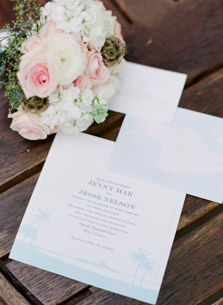 Tropical Maui Wedding - MODwedding