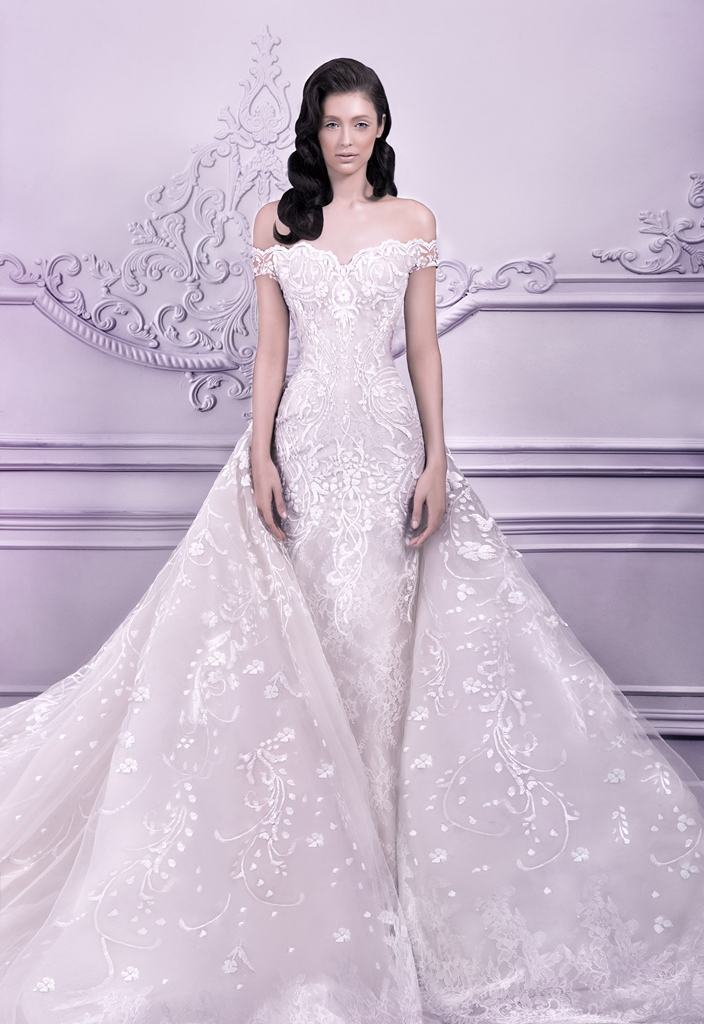 Wedding Dress By Michael Cinco