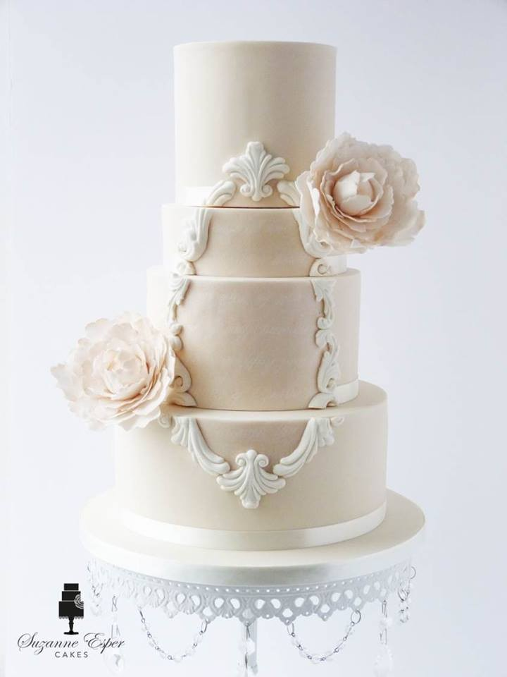 Absolutely Love These Wedding Cake Ideas