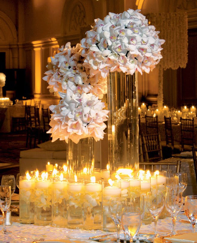 22 Spectacular Floral Wedding Centerpieces For Every Bride Modwedding