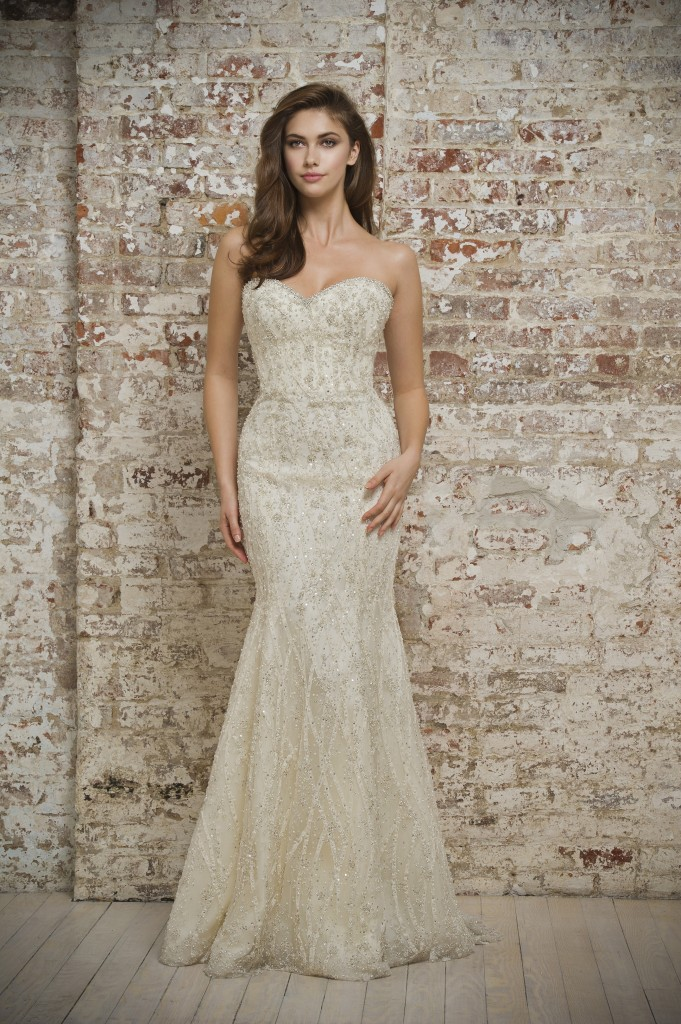 Bridal Fittings 101 Everything You Need To Know About Wedding Dress Alterations - MODwedding
