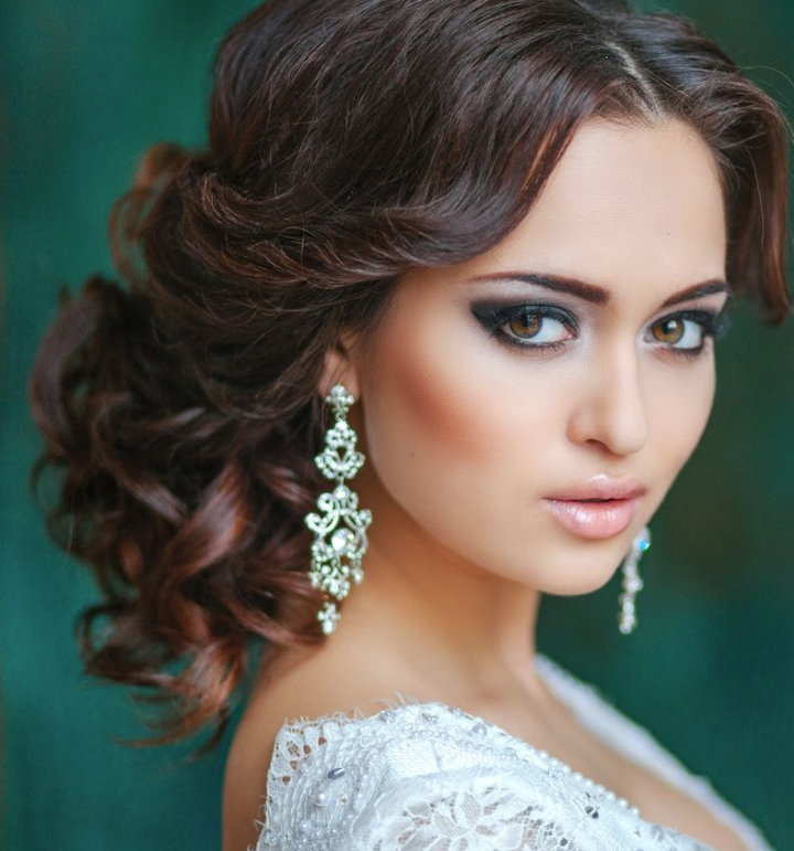2015 Wedding Hairstyles: Wedding Hairstyles With Pure Elegance