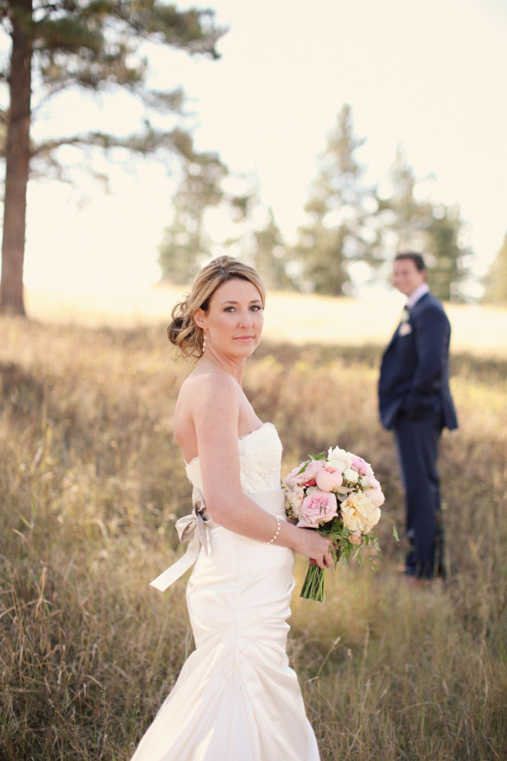 Rustic Chic Montana Wedding - MODwedding