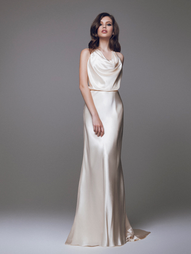 Bridal Collection Of Blumarine Wedding Dresses Is A Perfect Mix Of