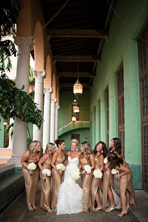 Glamorous Florida Wedding At The Biltmore From Kristen