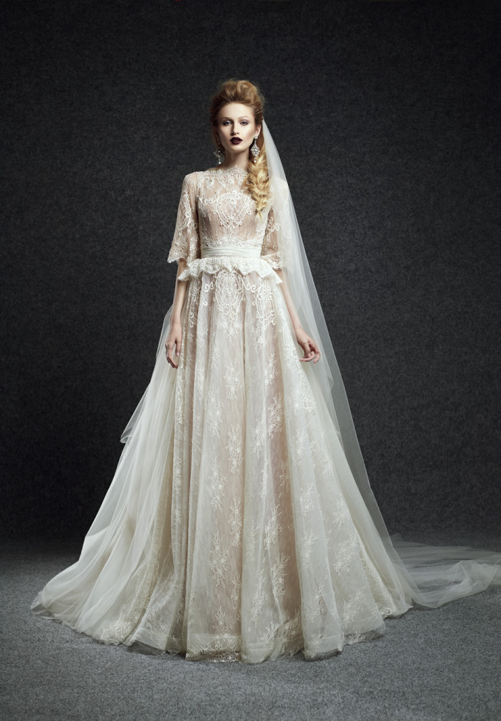 Ersa atelier wedding dresses 2015 fall modwedding for Ersa atelier wedding dress